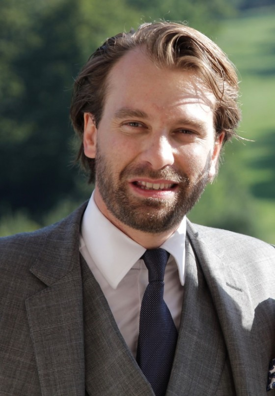 乔治-康斯坦丁万萨克森-魏玛-艾森纳赫大公国王子萨克森公爵(Prince Georg-Constantin von Sachsen-Weimar-Eisenach Duke of Saxony)(摄影:René-T. Kusche)