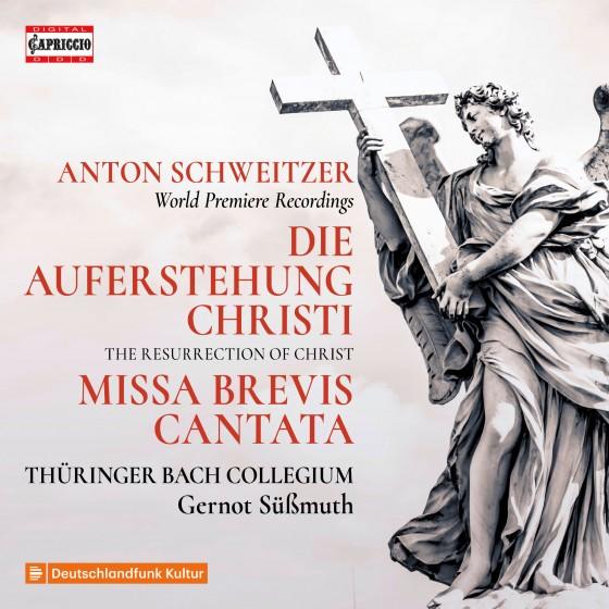 CD: Die Auferstehung Christi, Missa Brevis– Anton Schweitzer